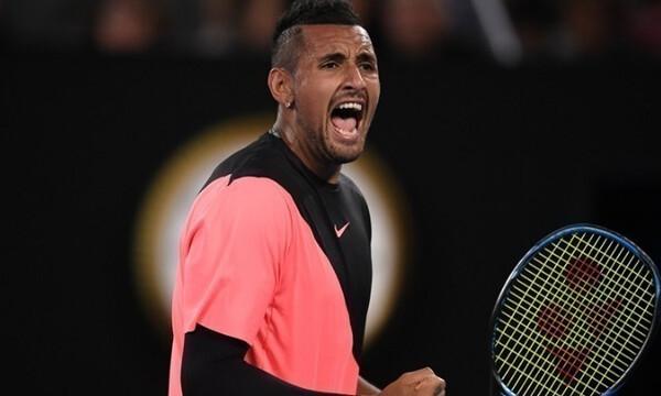Τένις: Ο Νικ Κύργιος παραδέχτηκε τη «μάχη» που δίνει με την κατάθλιψη