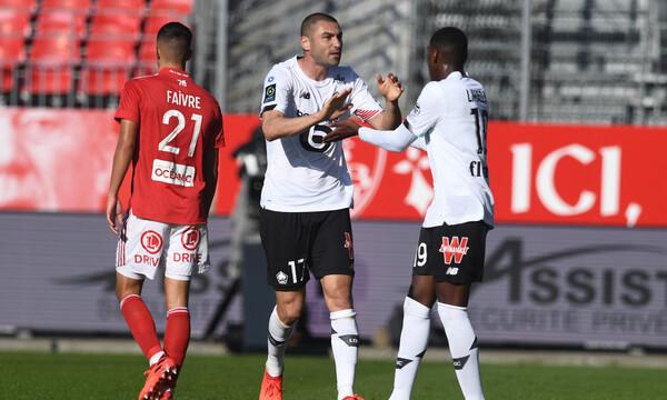 Ligue1: Πρώτη ήττα για την Λιλ που ξύπνησε αργά (photos)