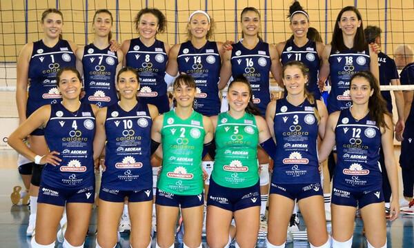 Βόλεϊ: Επιστολή του ΑΟ Θήρας με προτάσεις για τη συνέχιση της Volley League γυναικών