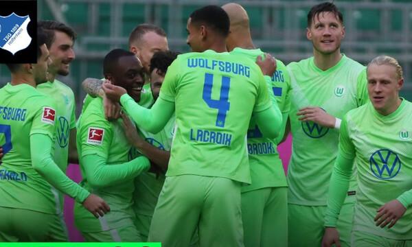 Bundesliga: Απίθανος Καστέελς, γλίτωσε το έμφραγμα στο 94' η Βόλφσμπουργκ! (video+photos)