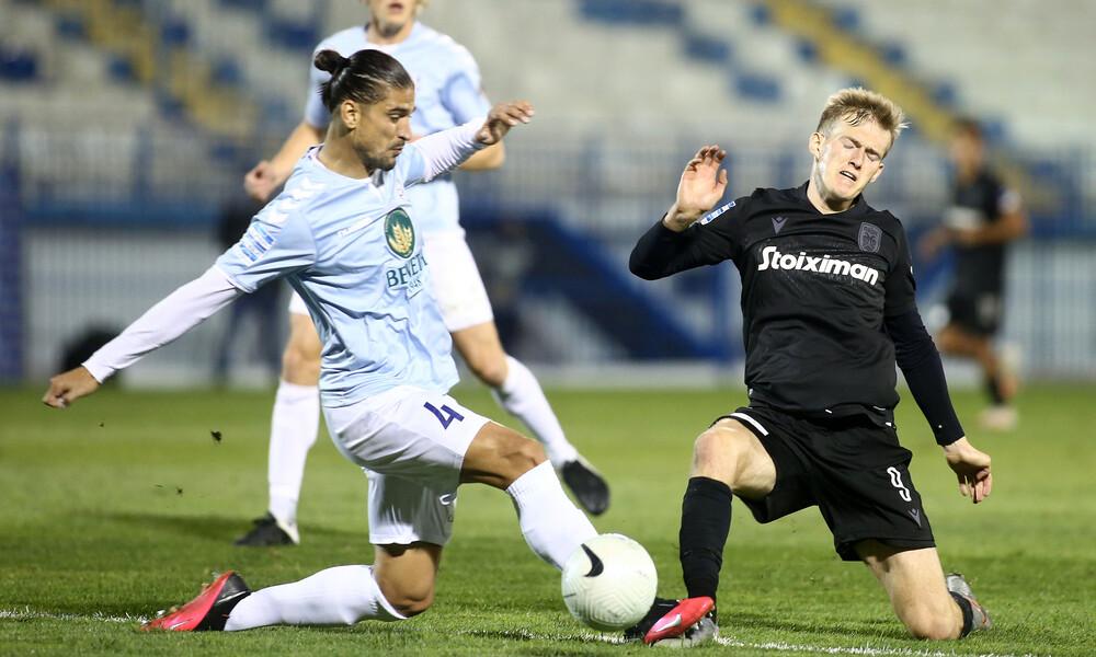 Απόλλων Σμύρνης-ΠΑΟΚ 1-3: Τα στιγμιότυπα από τη νίκη του «δικέφαλου» (video)