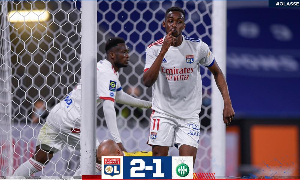 Ligue1: Aνατροπή με ήρωα και γκολάρα του Καντεβέρε στο ντέρμπι η Λιόν! (videos+photos)