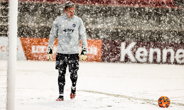 Απίστευτη χιονοθύελλα «χτύπησε» παιχνίδι στο MLS (photos)