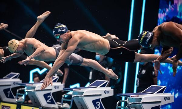Κριστιάν Γκολομέεβ: Νέο Πανελλήνιο ρεκόρ στα 50μ. ελεύθερο στο ISL