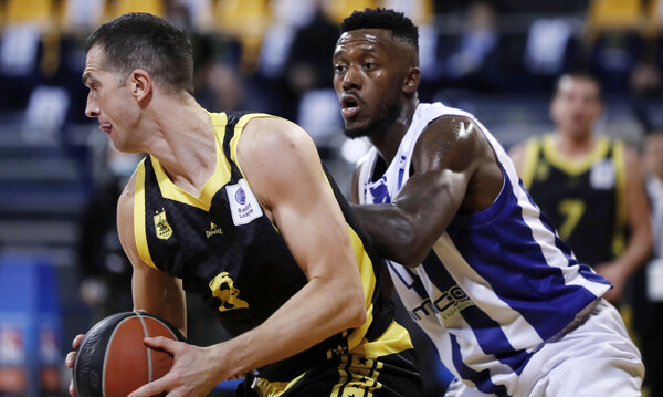 Basket League: Η βαθμολογία μετά τη νίκη του Άρη κόντρα στον Ηρακλή (video+photos)
