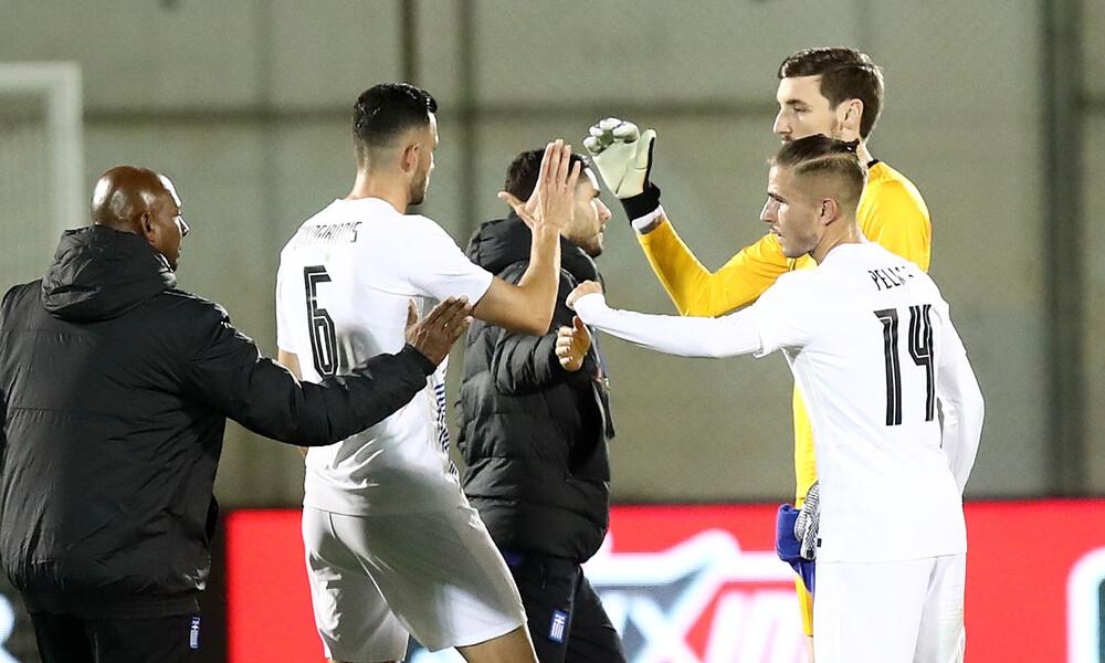 Ελλάδα-Κύπρος 2-1: Έτσι πήρε τη φιλική νίκη η Εθνική μας ομάδα (photos+video)