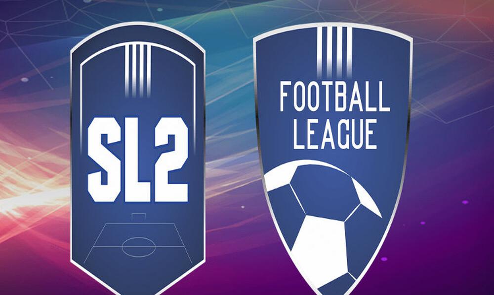 Στηρίζει Super League 2-Football League η Εθνική!