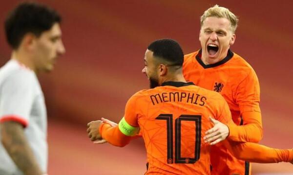 Ολλανδία - Ισπανία 1-1: Μοιρασιά στο Άμστερνταμ με ρεκόρ για Ράμος (video)