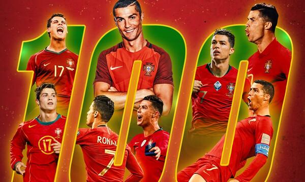 Πορτογαλία-Ανδόρα: Εκατό νίκες ο Κριστιάνο που θέλει 7 γκολ για απίστευτο ρεκόρ!  (Photos & Video)