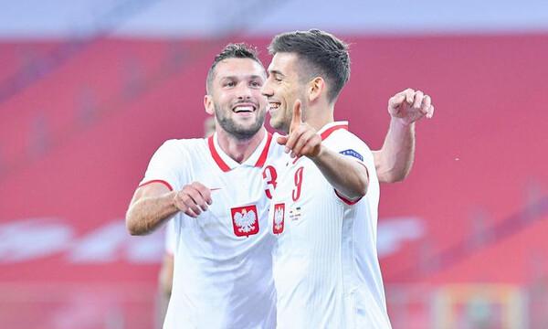 Πολωνία-Ουκρανία 2-0: Νικάει και χωρίς Λεβαντόφσκι (video)