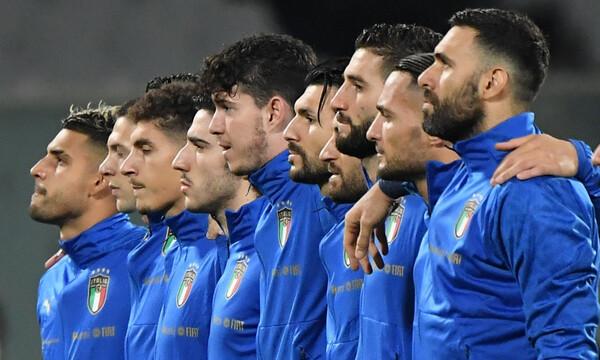 Ιταλία-Εσθονία 4-0: «Φρέσκια» χωρίς τον Μαντσίνι που έχει κορονοϊό! (Photos & Video)