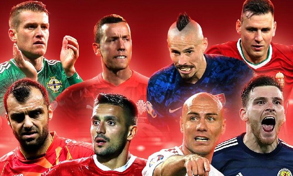 Euro 2020: «Μάχες» για τέσσερα εισιτήρια (photos)