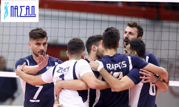 ΠΑΣΑΠ: «Άμεση λύση για… πράσινο φως στη Volley league Ανδρών»!