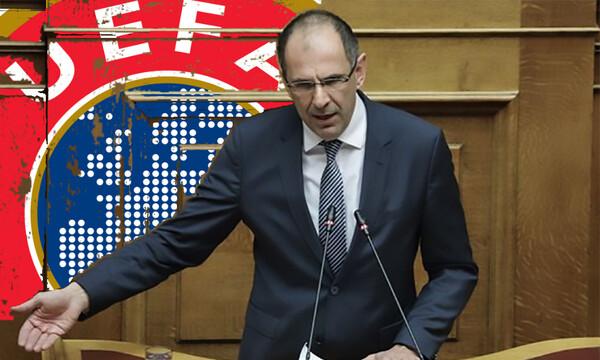 Αποκάλυψη Γεραπετρίτη για Super League 2 - Τι θα γίνει με το Πρωτάθλημα