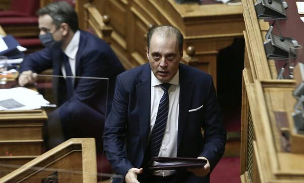 Βελόπουλος: «Μπράβο στον κ. Δημήτρη Γιαννακόπουλο για τη δωρεά στο Καστελόριζο»