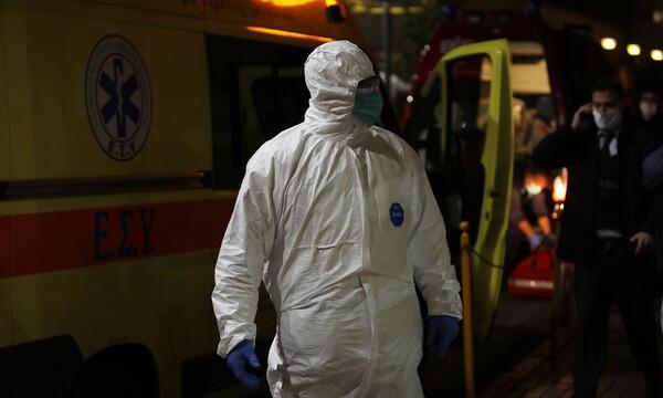 Κρούσματα σήμερα: Τριπλό ρεκόρ με 3.316 νέα, 50 νεκρούς και 310 διασωληνωμένους την Πέμπτη 12/11