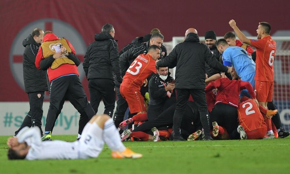Euro 2020: Στα τελικά τα Σκόπια! (videos+photos)