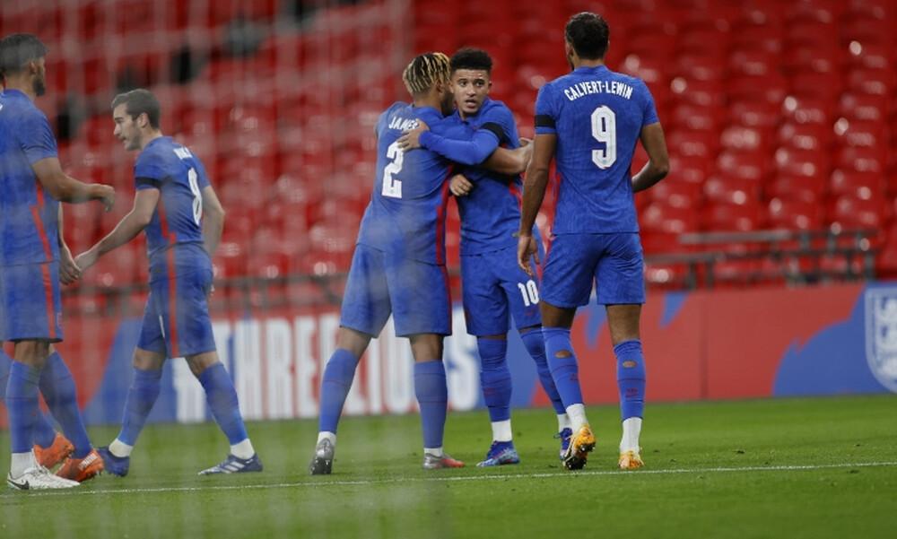 Αγγλία-Ιρλανδία 3-0: Άνετα τα νεαρά «λιοντάρια»!