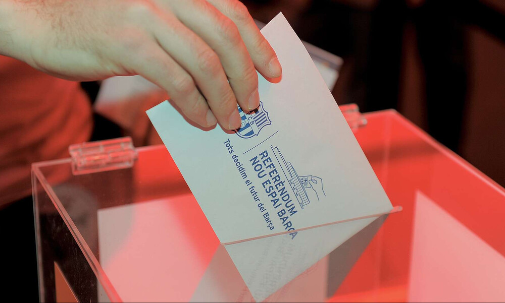 Μπαρτσελόνα: Τότε γίνονται οι εκλογές του συλλόγου