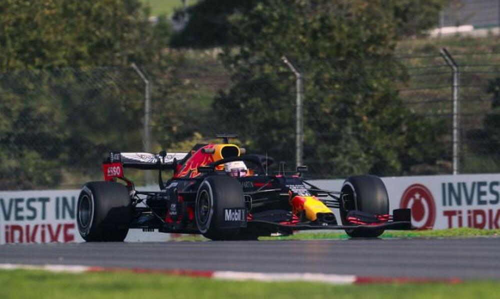 Formula 1: Ταχύτερος ο Φερστάπεν στην FP1 της Τουρκίας