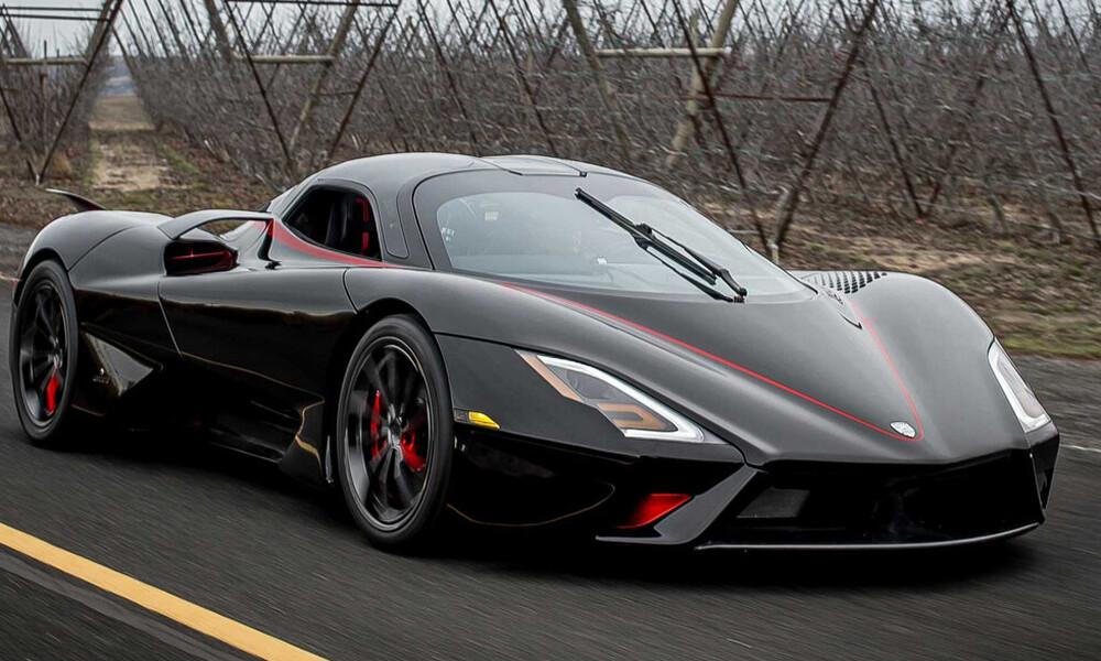 Το SSC Tuatara είναι και επίσημα το πιο γρήγορο αυτοκίνητο στον κόσμο