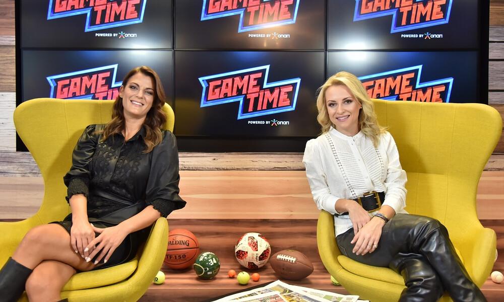 ΟΠΑΠ Game Time: Ώρα εθνικών ομάδων με Λίλα και Χριστίνα! (photos+video)