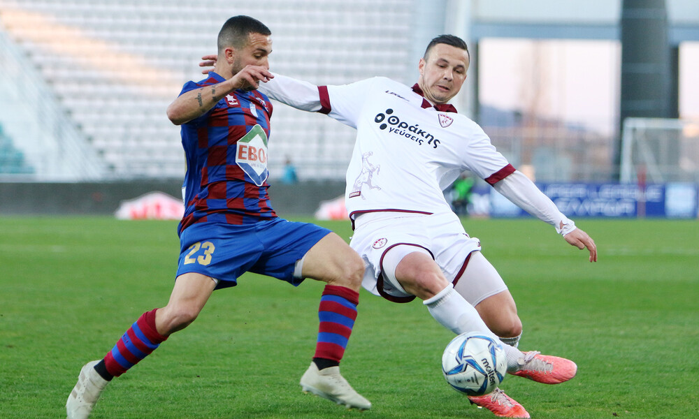 Σεσέροβιτς: «Απόλαυσα τα δύο χρόνια στην ΑΕΛ»