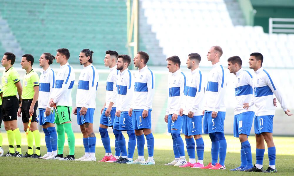 Ελλάδα-Τσεχία 0-2: Live Streaming o αγώνας των Ελπίδων