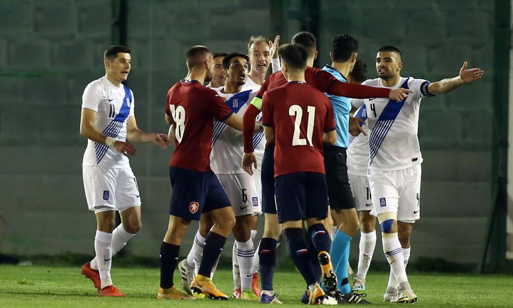 Ελλάδα-Τσεχία 0-2: Ελπίδες ήταν και πάνε… (Photos)