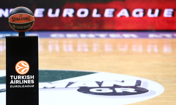 Ευρωλίγκα: Η βαθμολογία μετά την 8η αγωνιστική (photos)