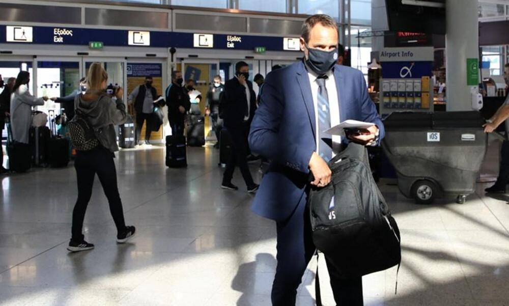 Φαν'τ Σιπ: «Να βελτιώσουμε τους Έλληνες ποδοσφαιριστές - Δεν έρχεται όποιος δεν συμφωνεί»