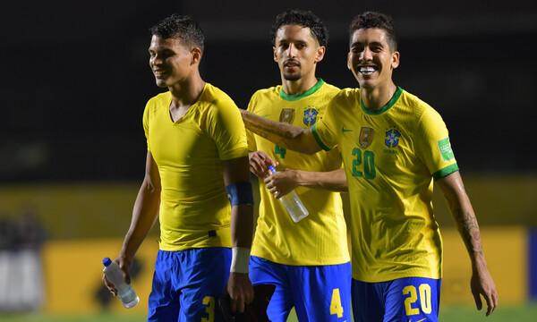 Κατάρ 2022: Ακάθεκτη Βραζιλία, απίθανο γκολ ο Βιδάλ, επιβλητική Ουρουγουάη (videos+photos)