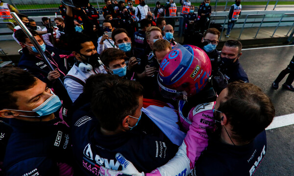 Formula 1: Έκπληξη με Στρολ στην pole position της Κωνσταντινούπολης (photos)