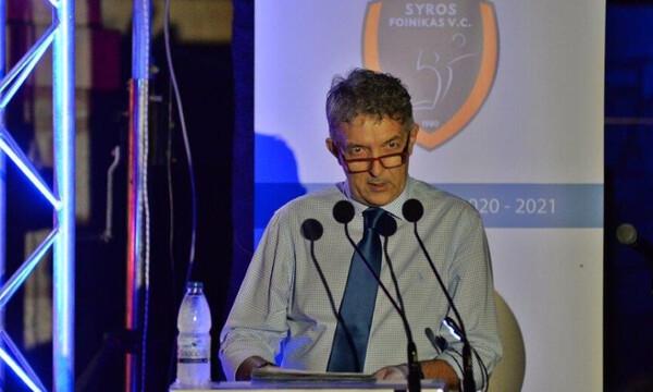 Καφτηράνης: «Το πρωτάθλημα μπορεί να ολοκληρωθεί χωρίς προβλήματα»