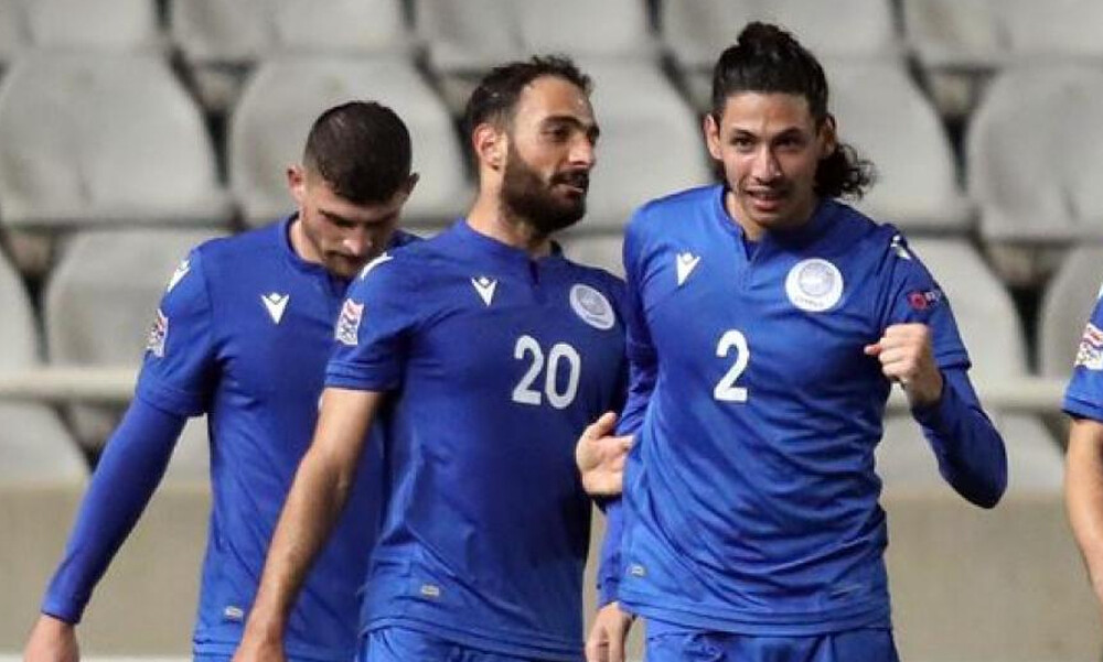 Nations League: Σεφτέ με ανατροπή η Κύπρος (videos)