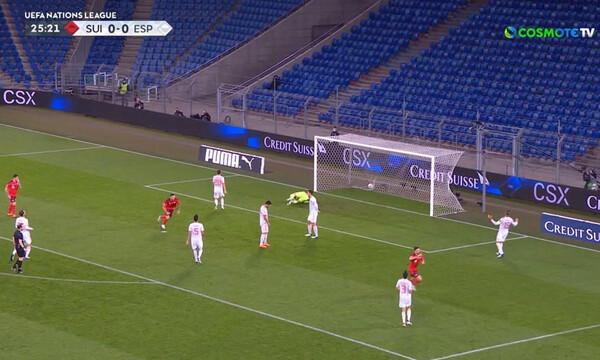 Nations League: Ο Φρόϊλερ σόκαρε την Ισπανία (video)