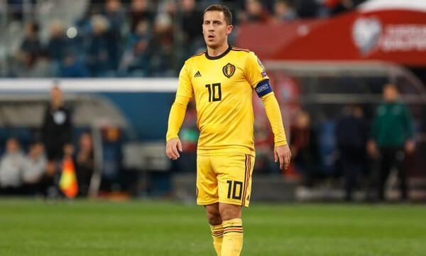 Nations League: Χωρίς Αζάρ το Βέλγιο…