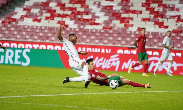 Nations League: Ο Ρουί Πατρίσιο σταμάτησε εκπληκτικά τον Μαρσιάλ και κράτησε το 0-0 (videos)