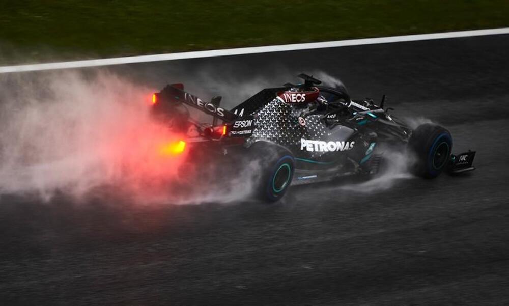 Formula 1: Έγραψε ιστορία ο μυθικός Χάμιλτον (video+photos)