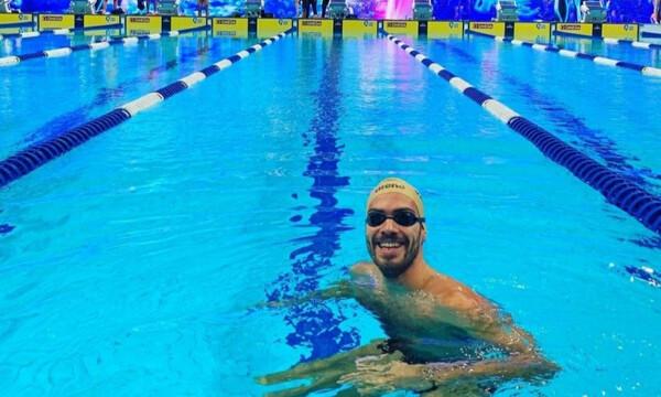 Ανδρέας Βαζαίος: Τρίτη θέση στα 200μ. πεταλούδα στη Βουδαπέστη!