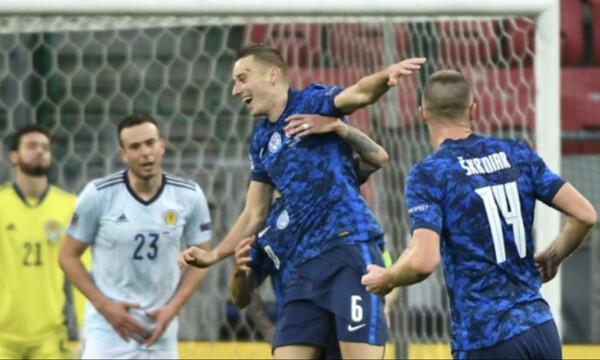 Nations League: Η Σλοβακία έκοψε την φόρα της Σκωτίας (videos+photos)