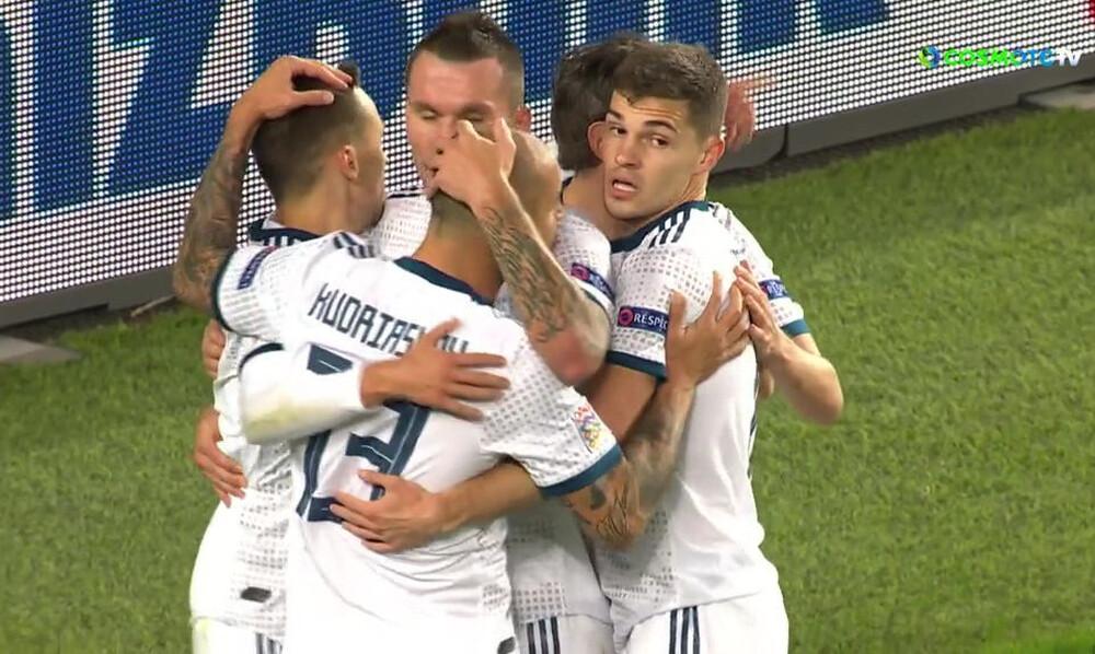 Nations League: Ροντέο στην Πόλη, οι Τούρκοι γύρισαν το ματς με τους Ρώσους (videos)