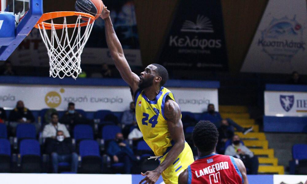 Basket League: Η βαθμολογία μετά τη νίκη του Περιστερίου (photos)