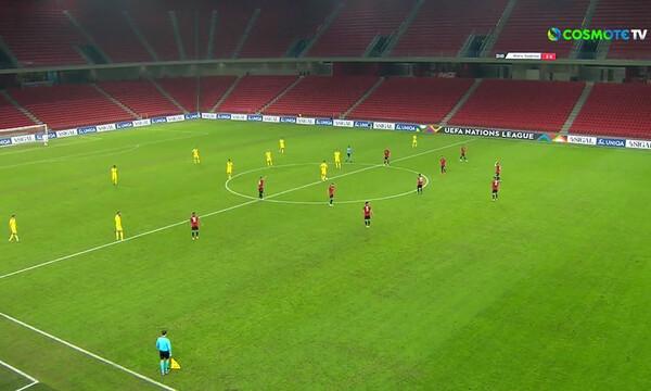 Nations League: Το γκολ της χρονιάς από τη σέντρα το Καζακστάν κόντρα στην Αλβανία (videos)