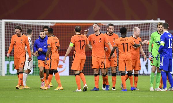 Nations League - League A: Εύκολα και ωραία η Ολλανδία (videos)