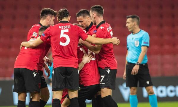 Nations League - League C: Νίκησε και ελπίζει η Αλβανία (videos)