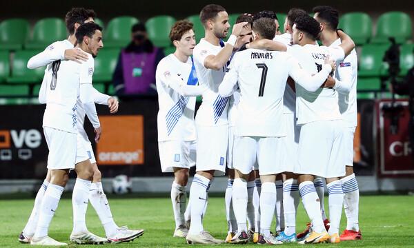 Μολδαβία-Ελλάδα 0-2: Πάρτι στην καραντίνα Φορτούνης και Μπακασέτας! (video+photos)
