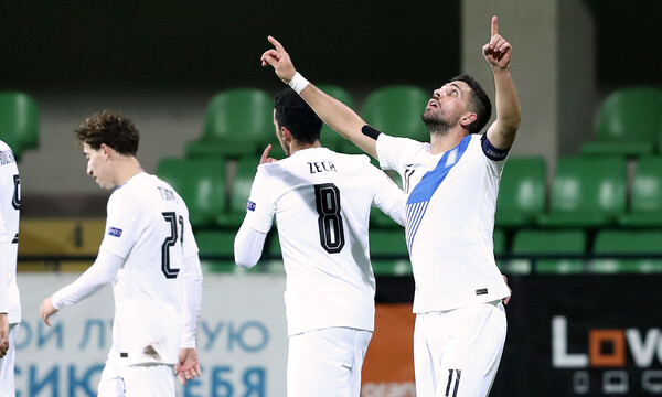 Nations League: Η βαθμολογία του ομίλου της Εθνικής Ελλάδας (photos)