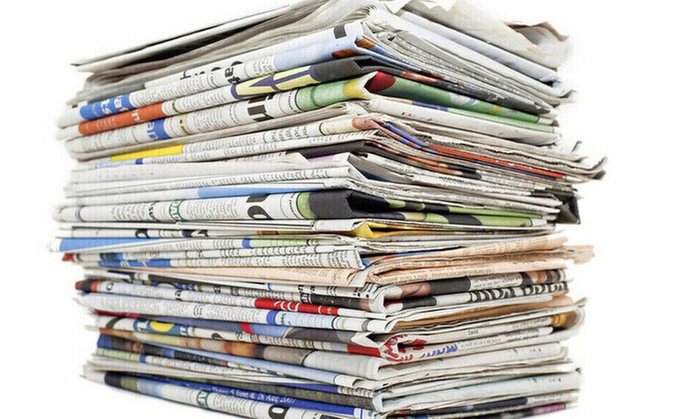 Τα πρωτοσέλιδα των αθλητικών εφημερίδων της ημέρας (16/11)