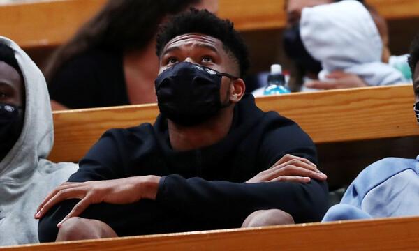 NBA: Η «βόμβα» για Αντετοκούνμπο - Το ερώτημα για Χιτ (photos)
